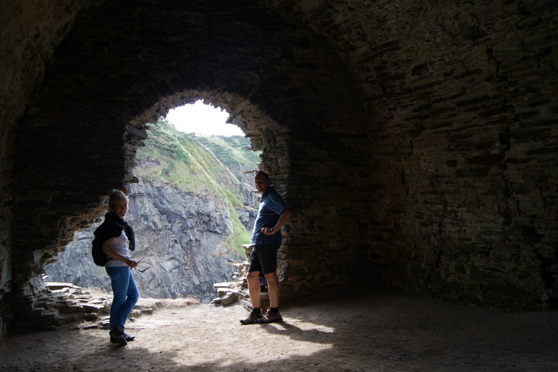 29 Inside Findlater Castle.JPG