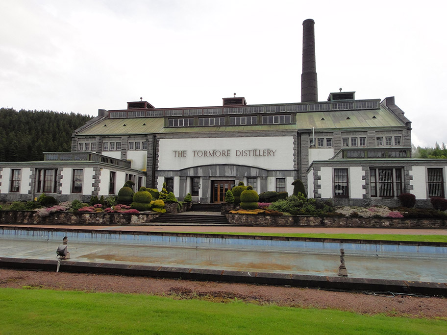 35 the Tormore Distillery.JPG