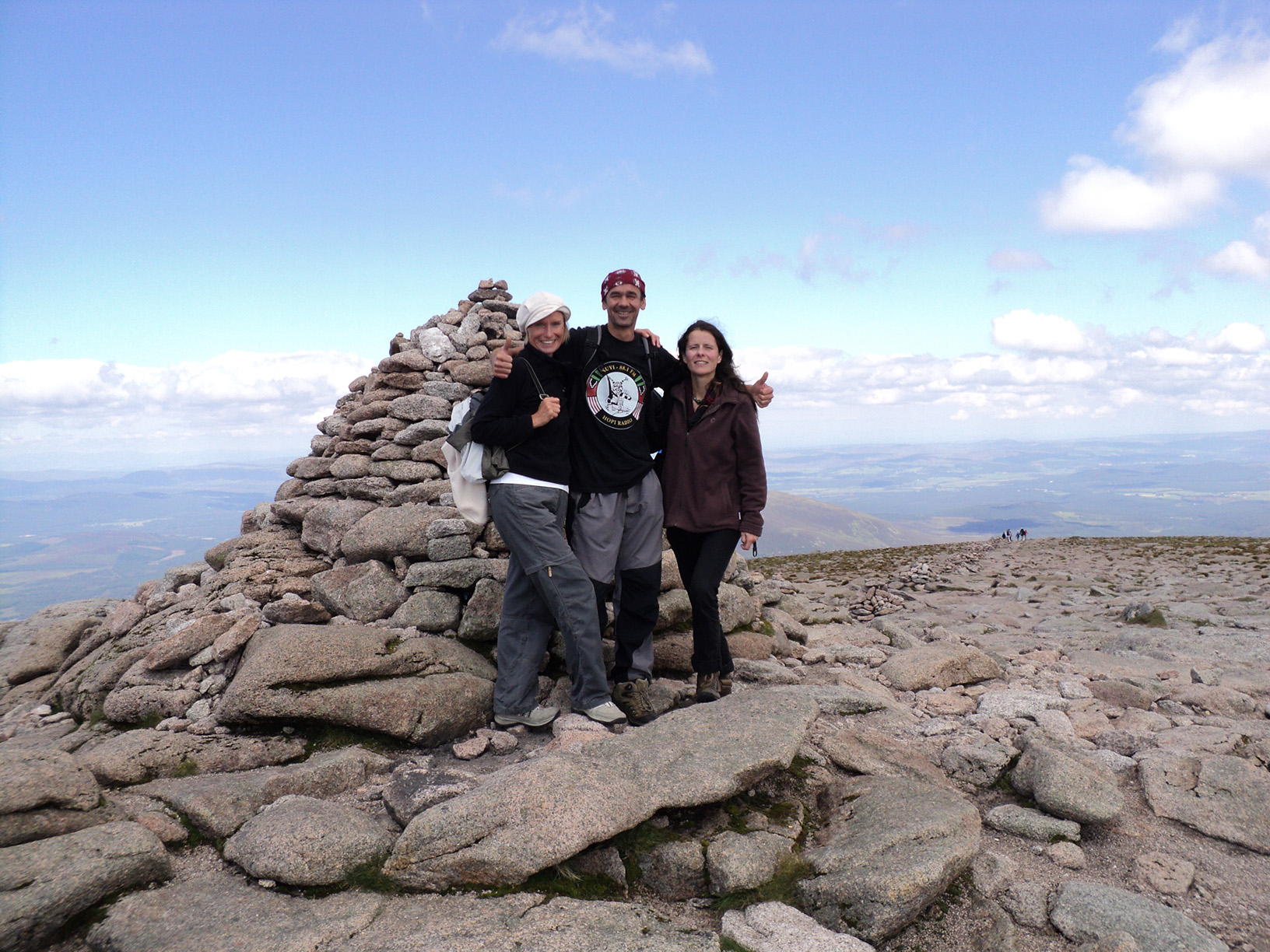 12  the Summit of the Cairn Gorm Mountain.JPG